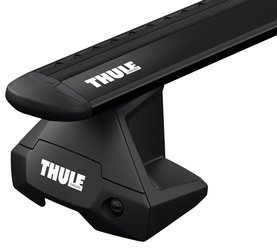 Bagażnik Thule Black VW Golf 6 Hatchback 2008-2012