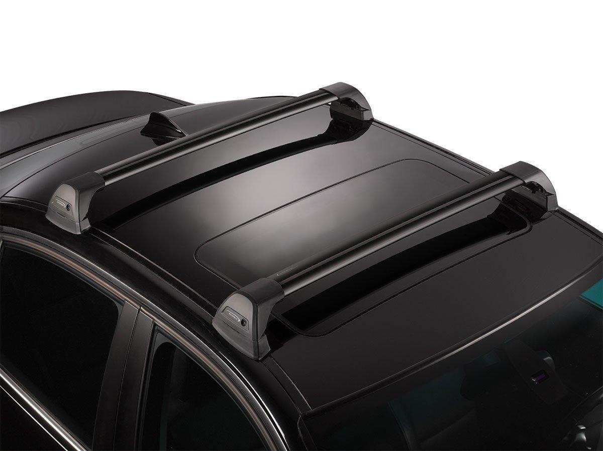 Bagaznik Dachowy Yakima Flushbar Black Audi A6 C6 Sedan 2005 2010 Kapitan Hak