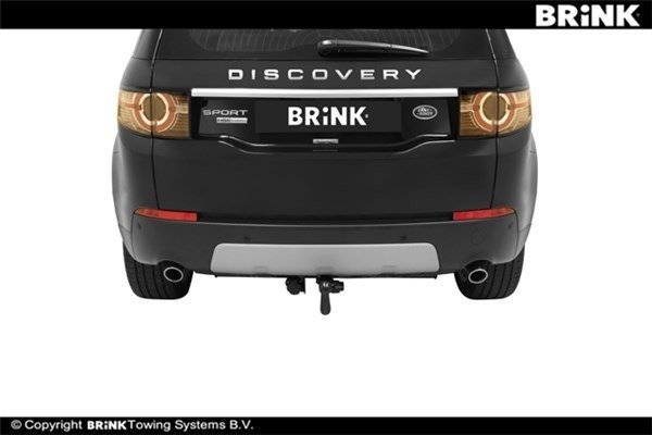 Hak holowniczy Brink Land Rover Discovery Sport (L550) 2015-2019